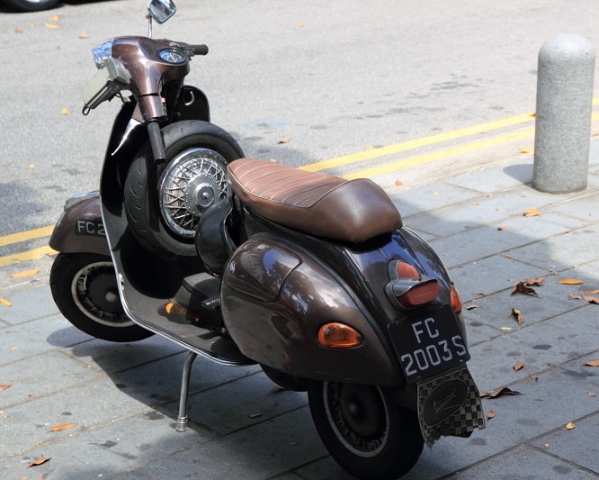 vespa - Singapore, Motorcycles - Scooters - Singapore, Vehicles - 2
